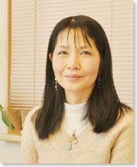 パビットラ(中沢あつ子)さん